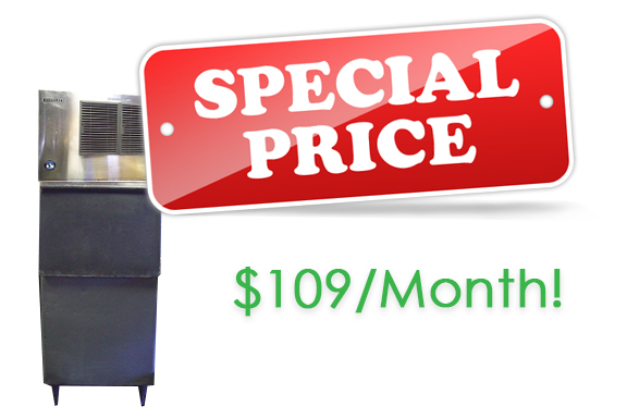 KM-450 MAH Leasing Special - Jacksonville Ice Machine Leasing