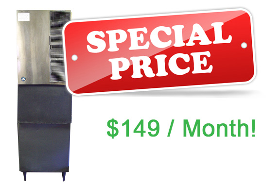 KM-901MAH Leasing Special - Jacksonville Ice Machine Leasing