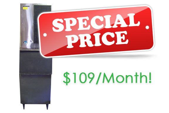 Leasing Special - Jacksonville Ice Machine Leasing