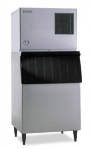 KML-250MAH, Ice Maker, Air-cooled, Low Profile Modular